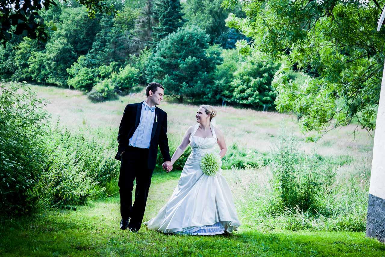 Indbydelsen til brylluppet
