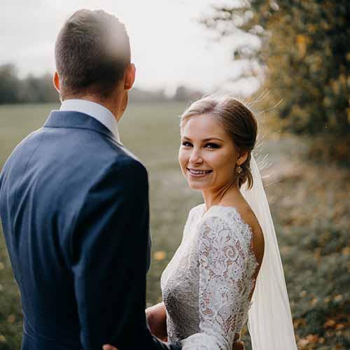 Bryllupsfotograf i Århus - » Professionel Foto